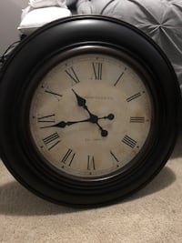 Large Wall Clock Seat Pleasant, 20743