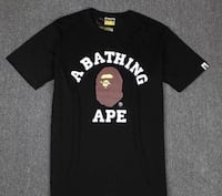 Brand new with tags black BAPE tshirt Rockville, 20852