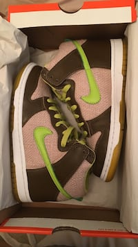 new in box Nike Dunk High 5Y New Westminster, V3M