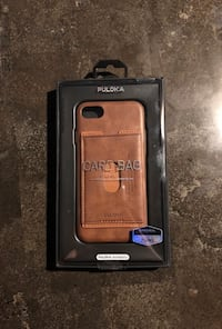 Wallet Phone 7/8 Case, Slim PU Leather Back Case Cover With Credit Card Holde Los Angeles, 91406