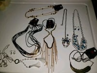 Lot of 7 Paparazzi necklace and earrings sets Philadelphia, 19136