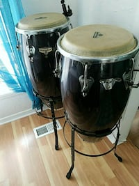 two black Matador conga drums Toms River, 08757