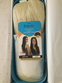 Freetress Equal Lace Front Kenzie Wig 613 NEW IN BOX Las Vegas, 89138