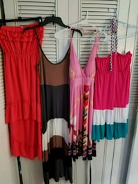 women's assorted clothes South Bend