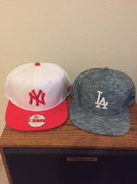 Snap Backs (New Era & Mitchell n Ness) Vancouver, 98683