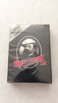 New unopened playing cards Surrey, V4N 3N5