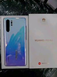 New in box Huawei p30 pro