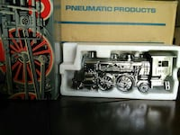 stainless steel train scale model in box Huber Heights, 45424
