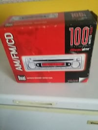 Car stereo CD player really a good deal  Willingboro, 08046