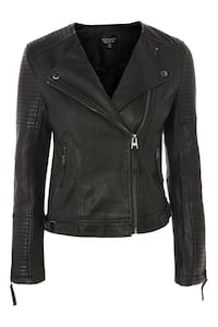 Topshop leather jacket Surrey, V4N 4W9