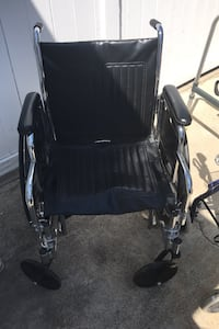 Wheelchair, 2 walkers, shower chair, and wheelchair walker  Fullerton, 92833
