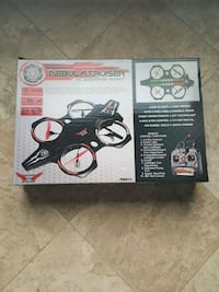 BLack Rebula Cruiser quadcopter box. Brand new Brentwood, 94513