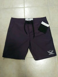 Brand new Four star nylon shorts Surrey, V3X 3P9