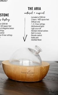 Aria essential oil diffuser young living Airdrie, T4B 4E8
