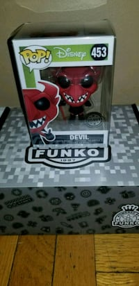 Devil exclusive pop vinyl (FIRM PRICE) Toronto, M1L 2T3