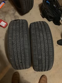 205/50/17 Bridgestone tires
