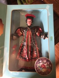Chinese Empress Barbie  Hopatcong, 07843