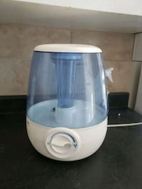white and blue water purifier Edmonton, T5K 1T9