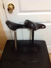 CCM & Arashi Bike Seats $20 each Toronto, M6G