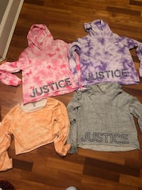 Girls Justice sweat shirts Vancouver, 98665