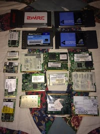 Laptop WiFi cards Lot of laptop cards. Thornton, 80229