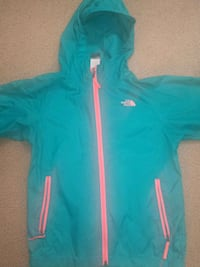 Girls North Face jacket size10/12 Raleigh, 27604