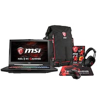 MSI GT73VR TITAN PRO- [TL_HIDDEN] Hz) 5ms FHD i7-7700HQ GTX 1080 Gaming Laptop Bergen