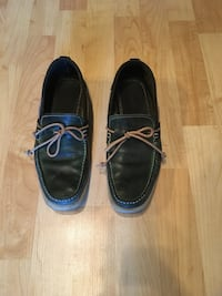 Kenneth Cole Mens Boat Shoes
