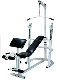 Weight bench full home gym Ashburn, 20148