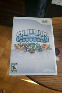 Skylanders Spyro's Adventures game