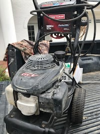 black and gray Honda pressure washer Loudon, 37774