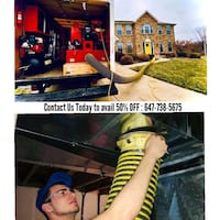 DUCT CLEANING 50% OFF St. Thomas