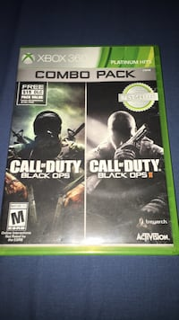 Black ops 1 and 2 Rockville, 20851