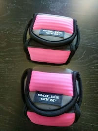Hand Weights/Ankle Weights (1.5 lbs)