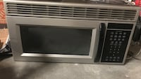 Range microwave in good condition works good! Hemet, 92544