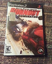 Burnout dominater-ps2 London, N5W 4V7