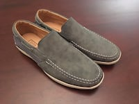 Men's loafer. Gray 10.5-11 Vienna, 22181