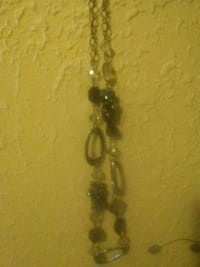 brown and black beaded necklace Amarillo, 79108