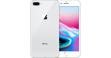 EXCELLENT SILVER IPHONE 8 PLUS 64GB UNLOCKED