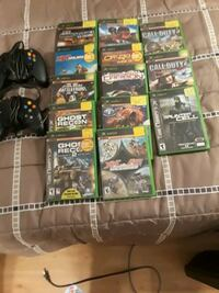 Xbox Games and Controllers  1291 mi