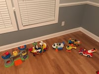 Toys lightly used