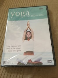 DVD Yoga for beginners