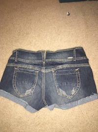 Doll house denim shorts new with tags size 11 Hagerstown, 21742