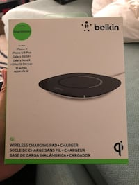 Brand new bell in wireless charging pad+charger Montréal, H2X