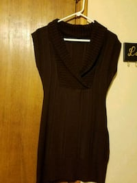 Brown sweater dress Riverdale, 30274