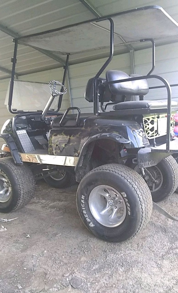 1998 - Yamaha  - golf cart