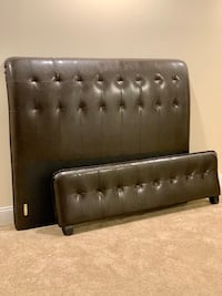 Leather Bed Frame Waltham, 02451
