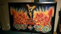 Dave Matthews Band tapestry Number 35 out of 500  Davenport