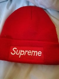 Red Supreme fitted cap skjermdump Oslo, 0001