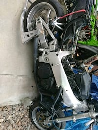 Gsxr 750 needs little work and parts$700 obo Redding, 96002